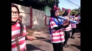 Download lagu KIDUNG WAHYU KOLOSEBO KOLABORASI Drum Band SMP Wahid Hasyim dan RT 7 8 Perum VBT Malang MP3