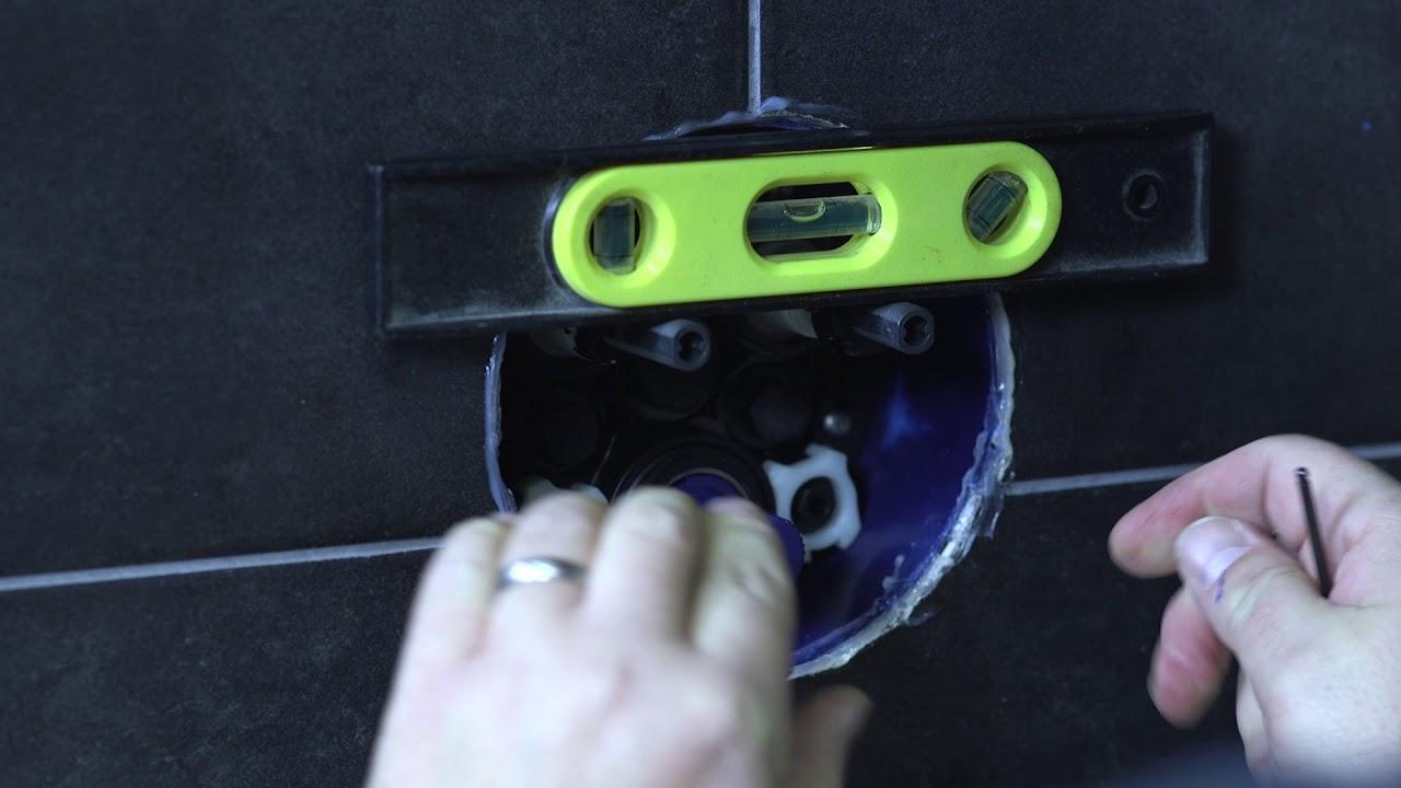 GROHE | Rapido SmartBox & GrohTherm SmartControl | Installation ...