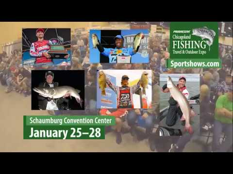 2018 Chicagoland Fishing, Travel And Outdoor Expo :30
