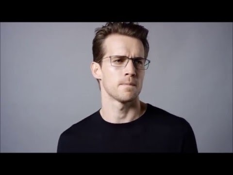 02a7a96a18 Andrew Cooper lindberg eyewear glasses model - YouTube