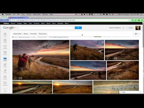 Google Plus walk through and how to