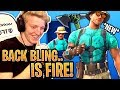 Download Tfue BUYS & Reacts to *NEW* Marino Skin & Fresh Cut Pickaxe! - Fortnite Funny Moments