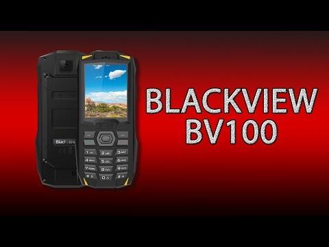 Blackview BV1000 - первый кнопочный телефон компании с защищённым корпусом!