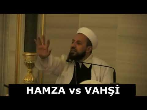 Hamza ile Vahşi cennette karşılaşırlar...