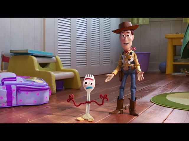 Toy Story 4 - Trailer 2 (NL Ondertiteld) - Disney NL