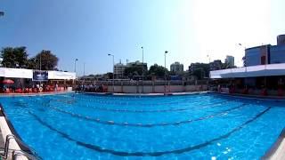 360°/VR-Shri Murbalidevi Swimming pool, Dahisar - 1st Swimming Home Gala(11 November, 2018) clip #1