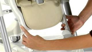 Peg Perego Prima Pappa Diner Best High Chair Paloma - Product Review Video