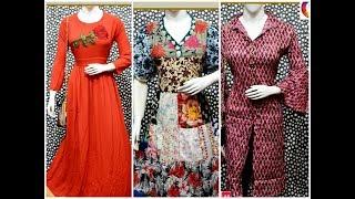 Rayon Kurti Designs multi colour with price