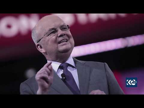 """Gen. Hayden: Russia exploits our """"post-truth"""" society"""