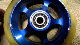 How to Remove Bearings From a Scooter Wheel When the Normal Way Doesn't Work
