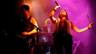 ID-O live La nuit Je mens (cover Alain Bashung)