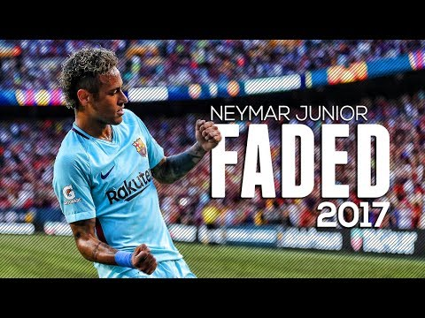 Neymar Jr ▶ Faded Ft. Alan Walker ● Crazy Skills & Goals Of 2017 | HD