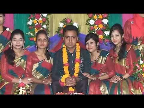 sayem sultan gaye holud party of bangladesh