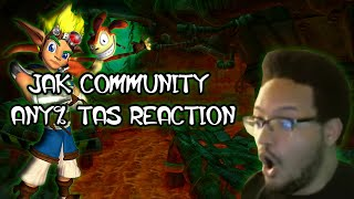 Jak Community reacts to JAK 1 ANY% FULL GAME TAS!
