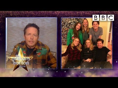 How Michael J. Fox took on the internet trolls @The Graham Norton Show - BBC