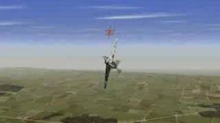 Retro Video European Air War (Sim)