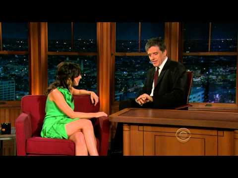 Late Late  with Craig Ferguson 3102010 Dominic Monaghan, Lindsay Sloane, The Temper Trap