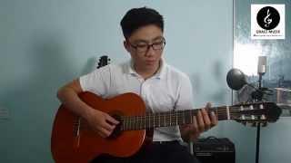 TỰ HỌC GUITAR ĐỆM HÁT - Bài 1: Hiểu về Guitar đệm hát & BT làm quen đàn
