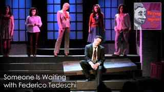 Someone is waiting – company (with federico tedeschi)