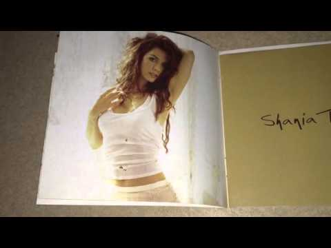 Unboxing Shania Twain - Up!