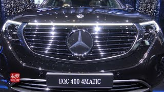 2019 Mercedes EQC 400 - Exterior And Interior Walkaround - 2018 Paris Motor Show
