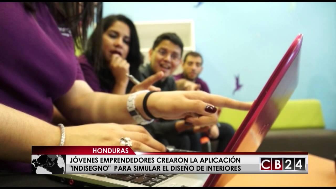 Honduras j venes emprendedores crearon la aplicaci n for Aplicaciones de diseno de interiores para mac