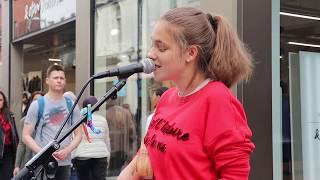 Billie Eilish Party Favor Allie Sherlock cover with Ukulele