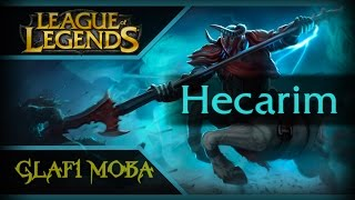 Гайд Гекарим Лига Легенд - Guide Hecarim League of Legends - ЛоЛ Гайд Гекарим
