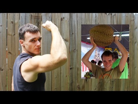 What A Low Protein Fruitarian Diet Did To My Muscles