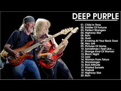 DEEP PURPLE Greatest Hits  2017 DEEP PURPLE  Best Songs