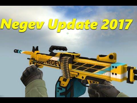 Csgo Negev Update
