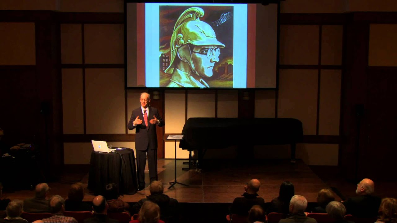 Michael Parloff: Lecture on the Life and Music of Dmitri Shostakovich