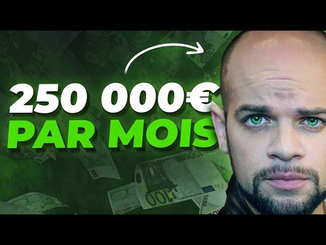 400€ à 250 000€ / MOIS : l'HISTOIRE INCROYABLE de JEAN-MARIE CORDA... 👯♀️