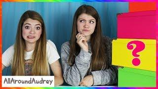 Mystery Box Food Challenge / AllAroundAudrey