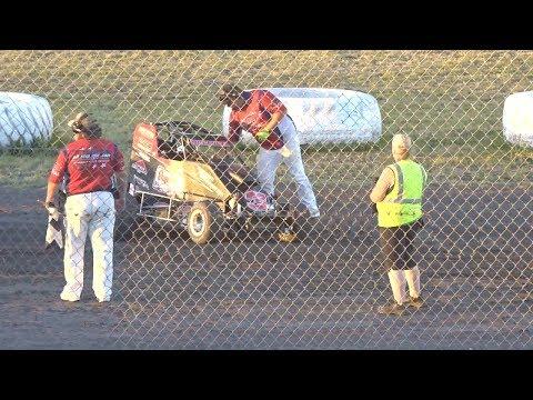 600 Micro Sprint MAIN 6–17-17 Petaluma Speedway