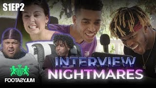 KSI AND NIKO SET UP CHUNKZ AND AJ | INTERVIEW NIGHTMARES EPISODE 2