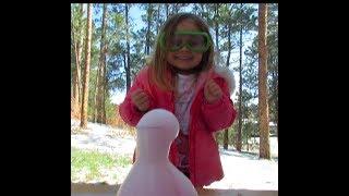 Chemical Reaction Volcano Preschool Science