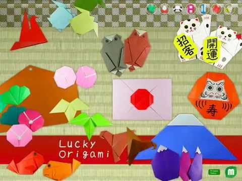 Lucky Origami  For Pc - Download For Windows 7,10 and Mac