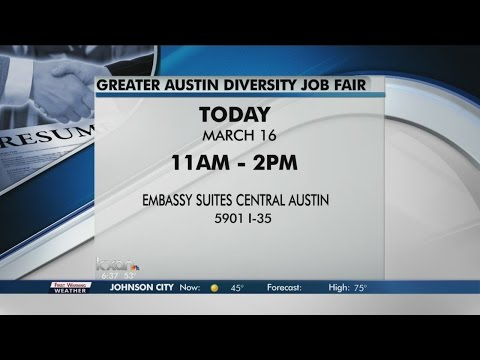Greater Austin Diversity Job Fair