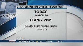 Greater Austin Diversity Job Fair