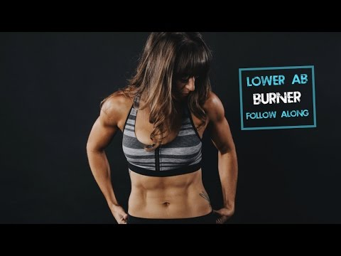 5 Minute Lower Ab Workout