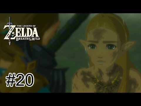 ZELDA BREATH OF THE WILD #20 - A MEMÓRIA MAIS TRISTE DO GAME