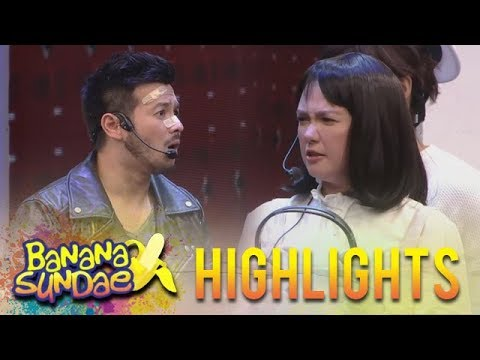 Banana Sundae: Shan Cai fights with Dao Ming Si in 'Immature Garden'   Part 2