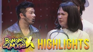 """Banana Sundae: Shan Cai fights with Dao Ming Si in """"Immature Garden"""" 