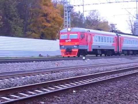 ЭТ2-002, перегон Ховрино - Москва Тов.