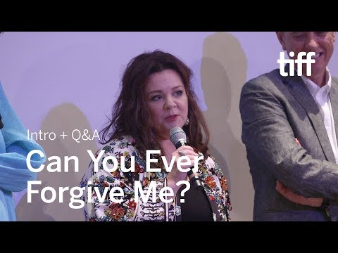 CAN YOU EVER FORGIVE ME? Cast and Crew Q&A | TIFF 2018 Mp3