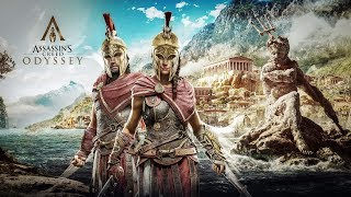 Assassin's Creed Odyssey   Blind Hard Let's Play   Mythological Beasts of Greece
