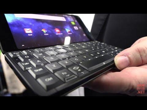 $299 Gemini PDA at CES 2018
