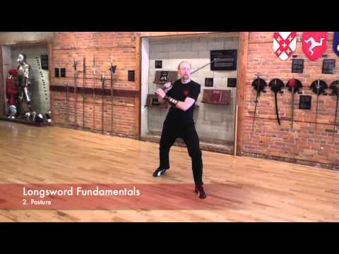 Longsword Fundamentals - Getting Started