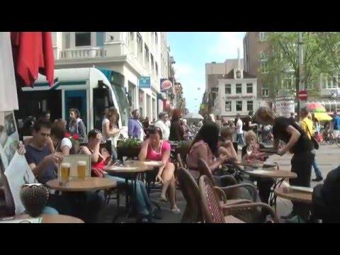 Global Music Trends: Amsterdam, Holanda ~ Locucion por Javier Grecco ~ Groove On TV